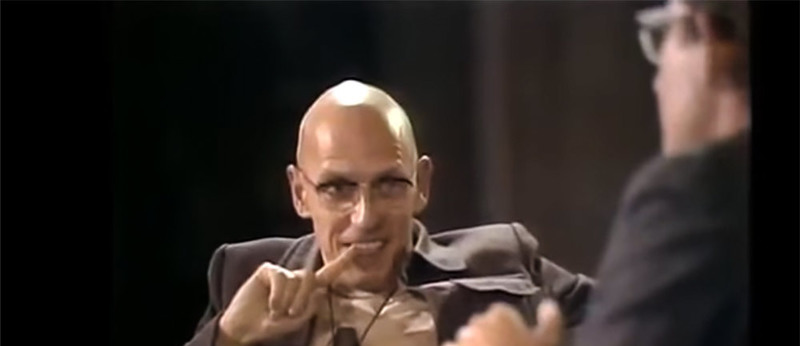 Chomsky and Foucault: justice versus power