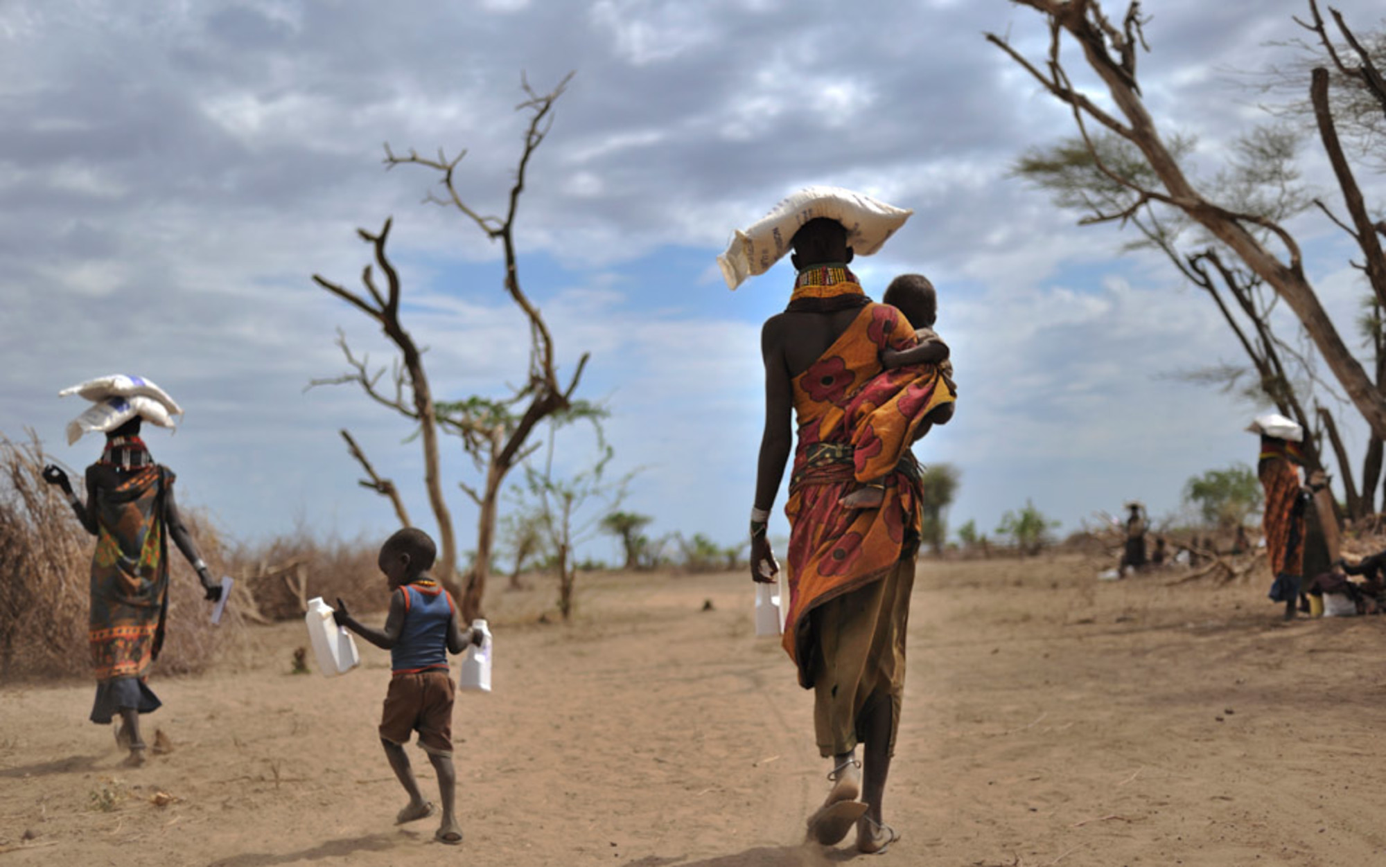 will oil turn arid turkana into the new delta essays