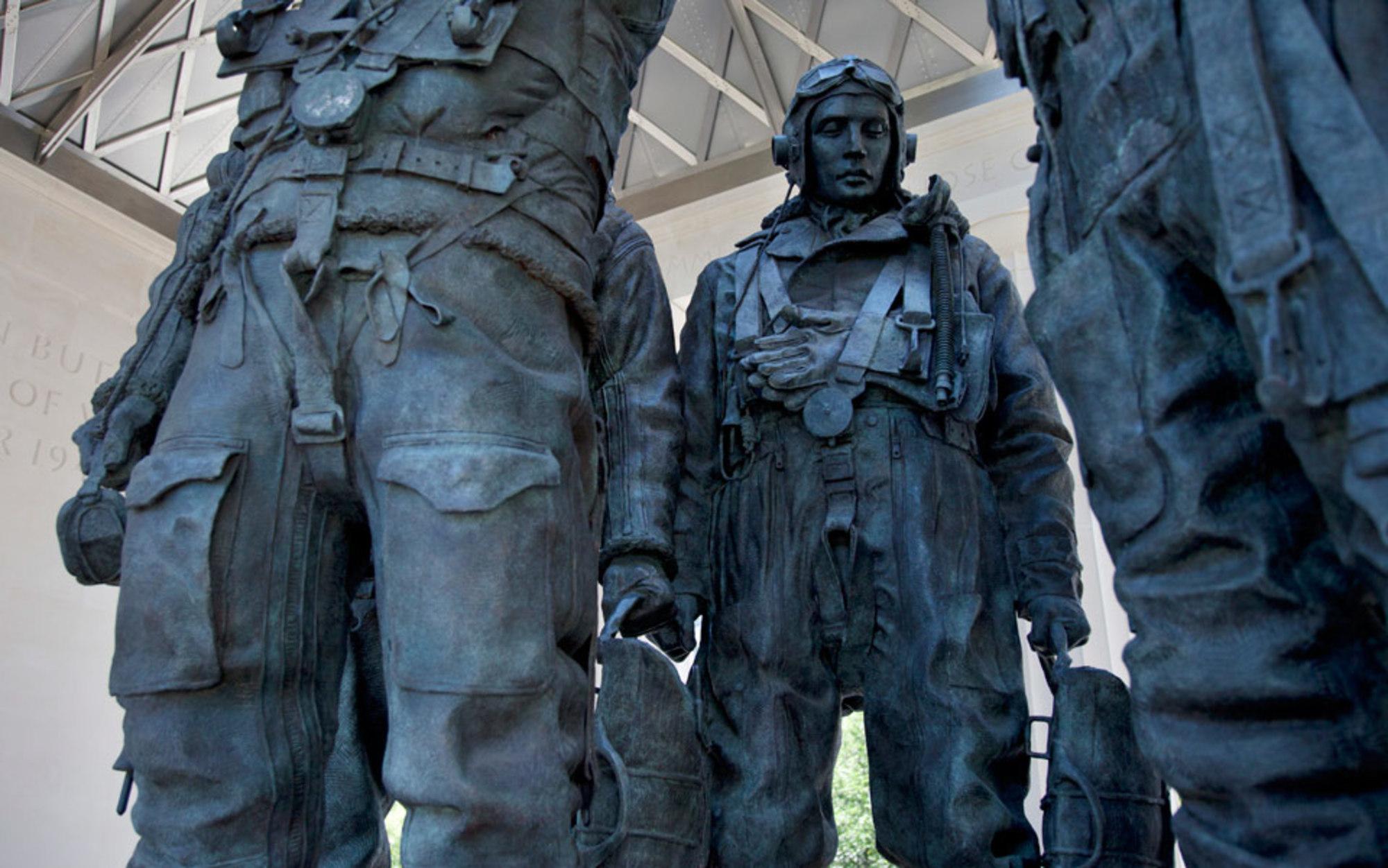 Header the raf bomber command memorial