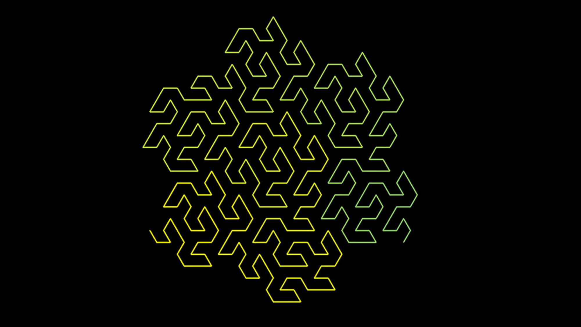 Fractals - cover
