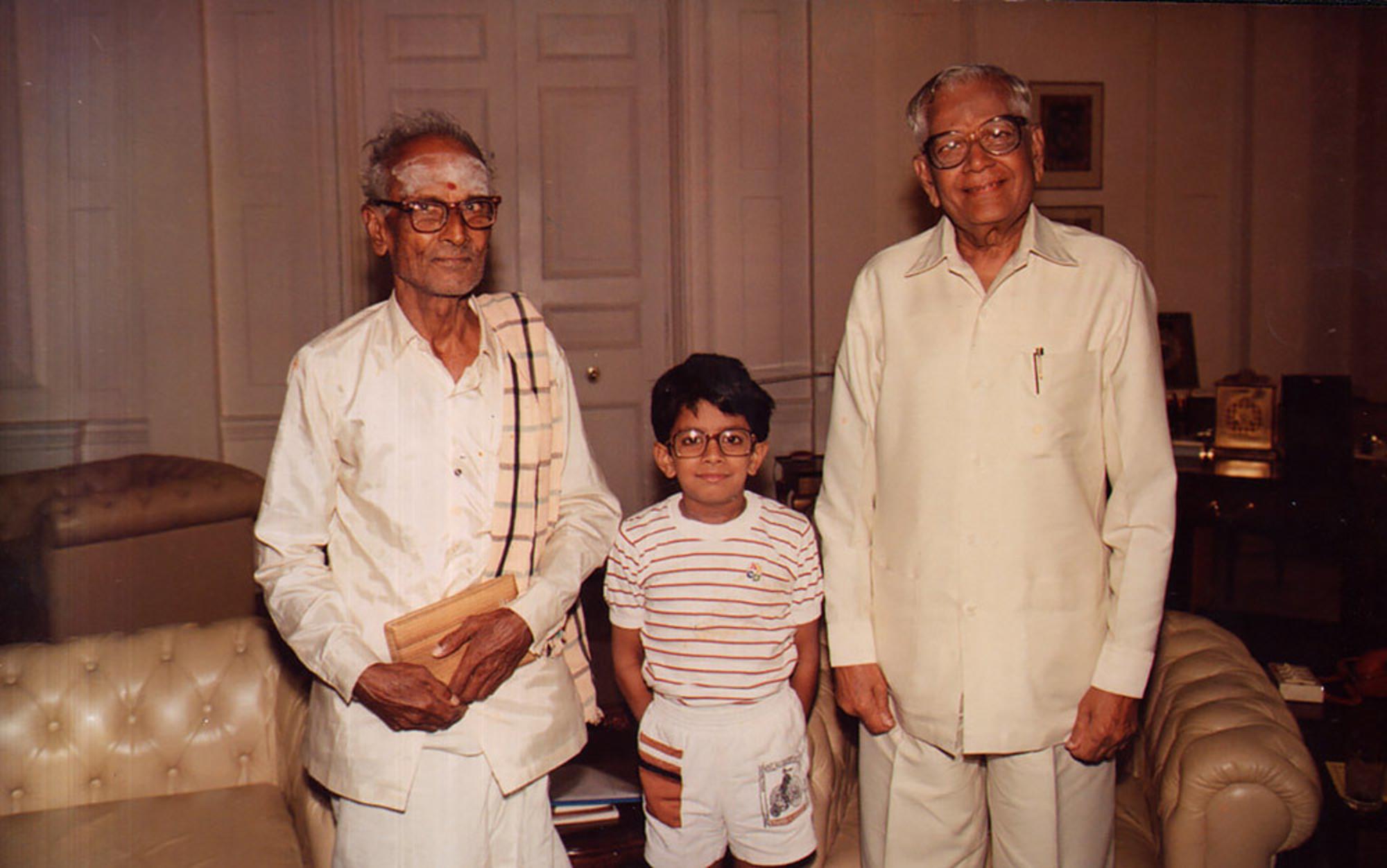 My grandfather's vagabond past – Samanth Subramanian