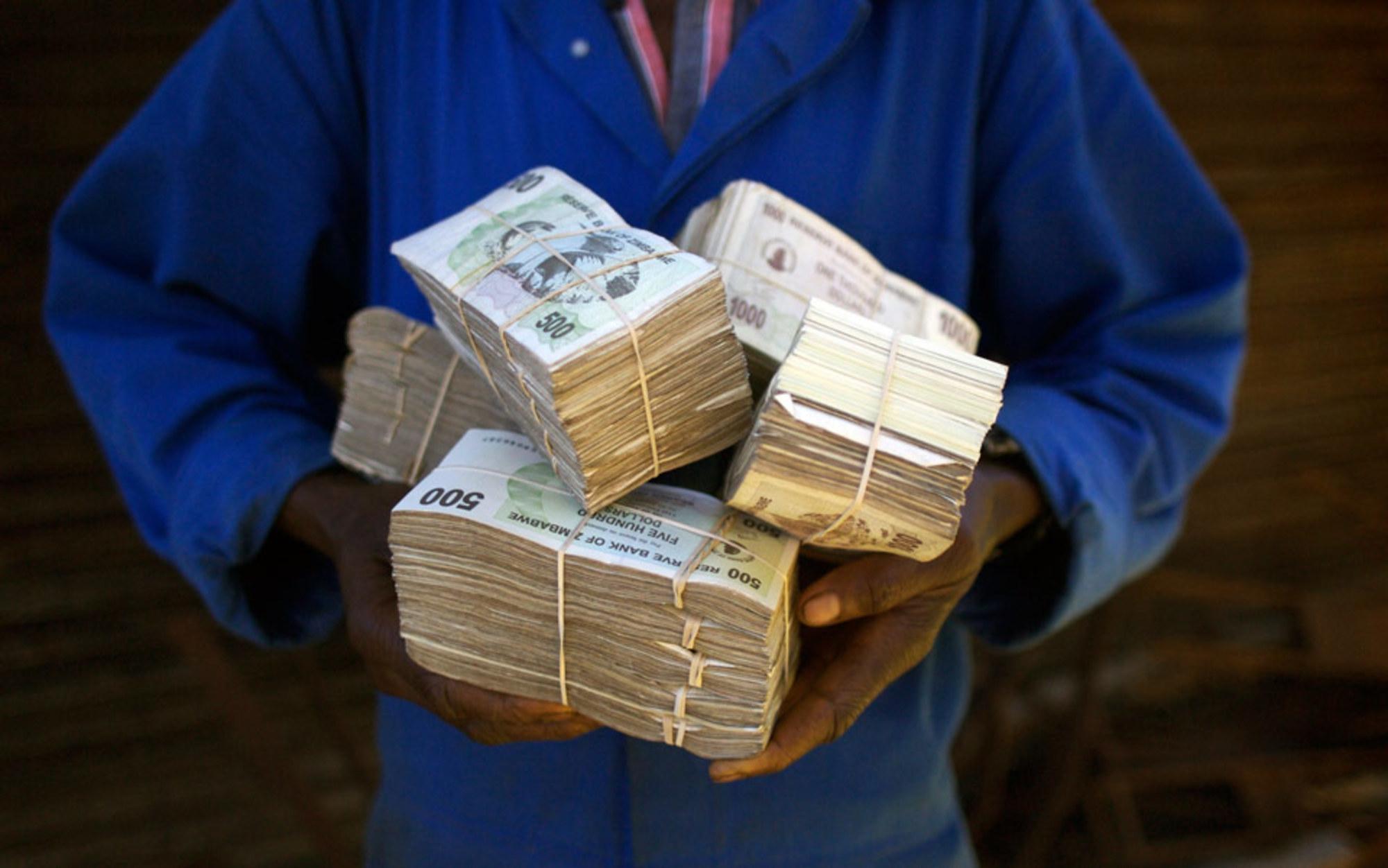 Header zimbabwe wages