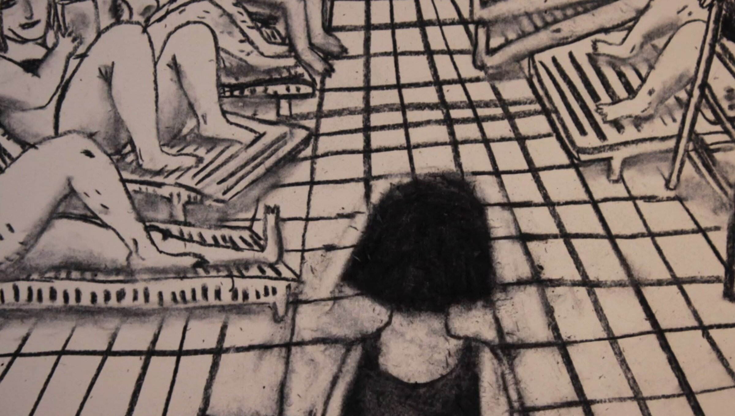 One girl's long, scary route from changing room to swimming pool | Psyche