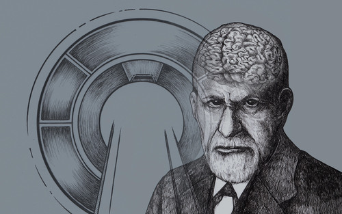 Freud in the scanner   Aeon