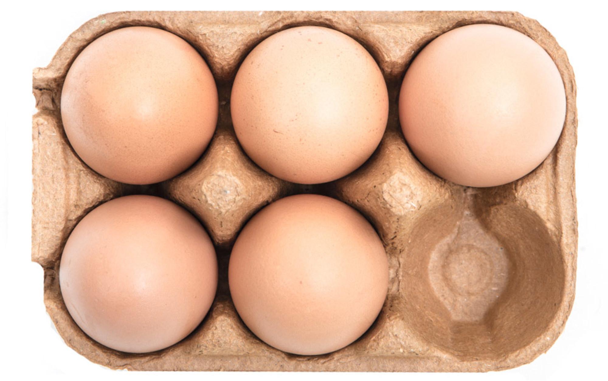 Header eggs