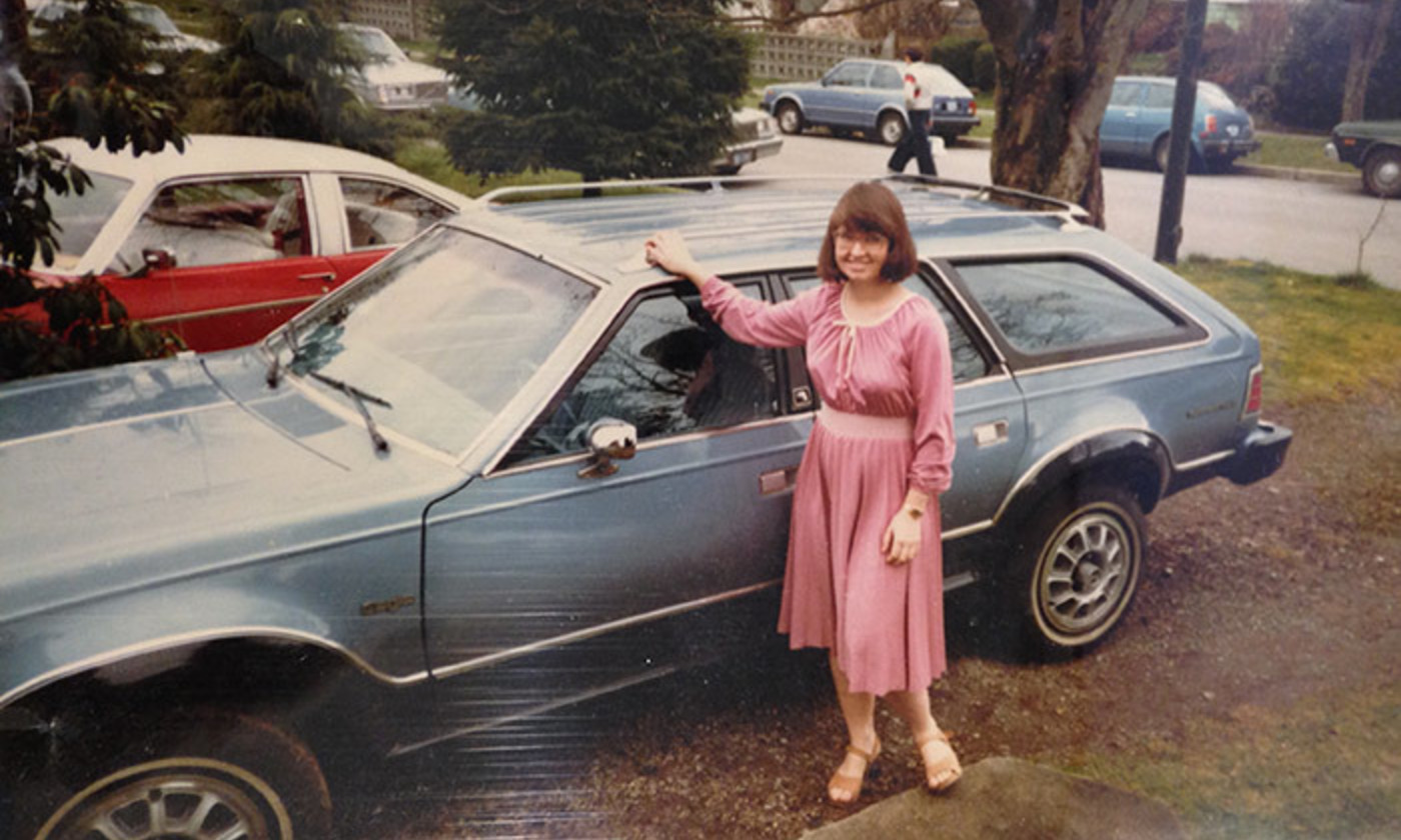 <p>New car, 1980s. <em>Photo by Don Pugh/Flickr</em></p>