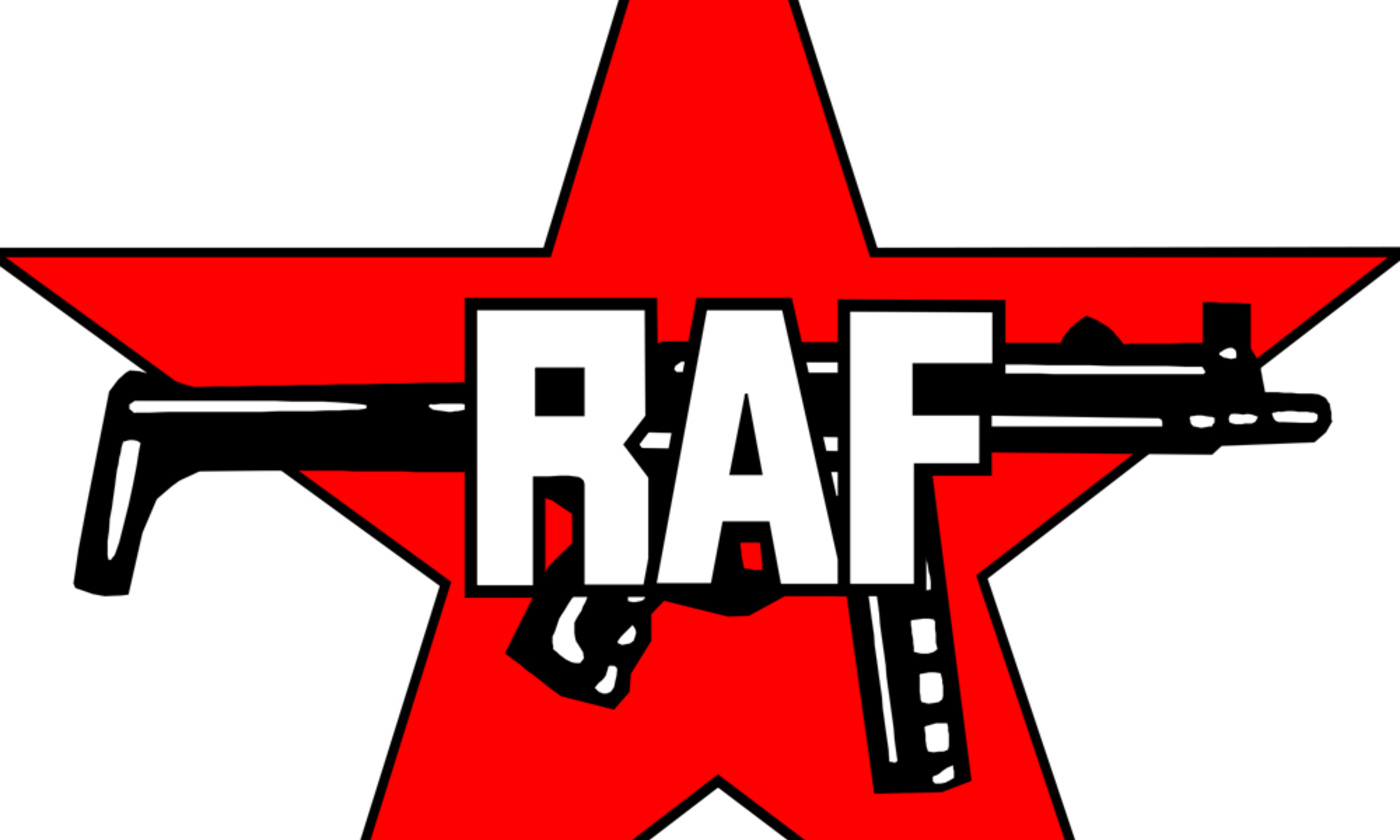 Symbol of the Red Army Faction/wikimedia