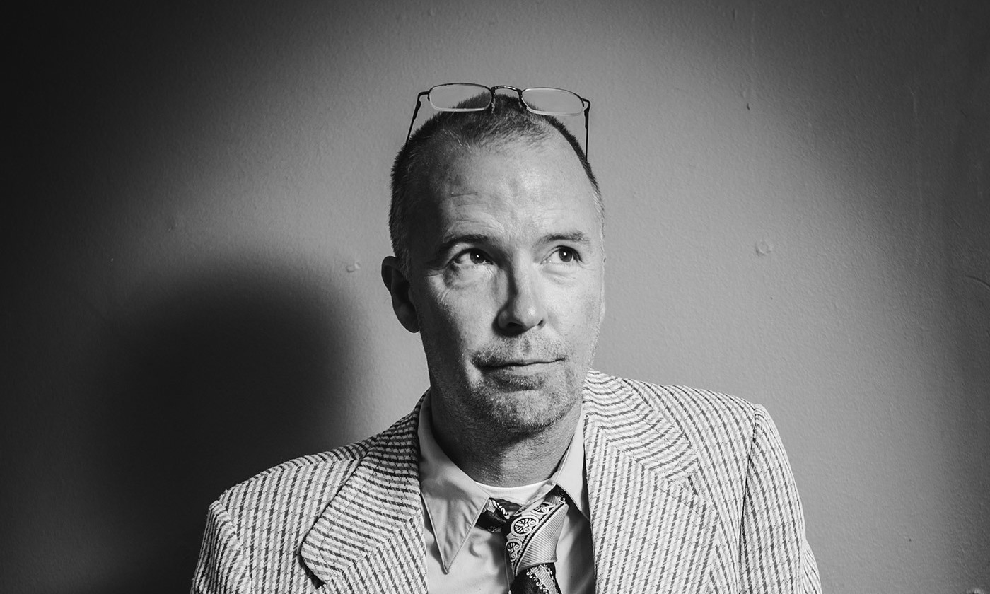<p>Doug Stanhope backstage at the Brixton Academy in London, 2018. <em>Photo by Ollie Millington/Redferns</em></p>