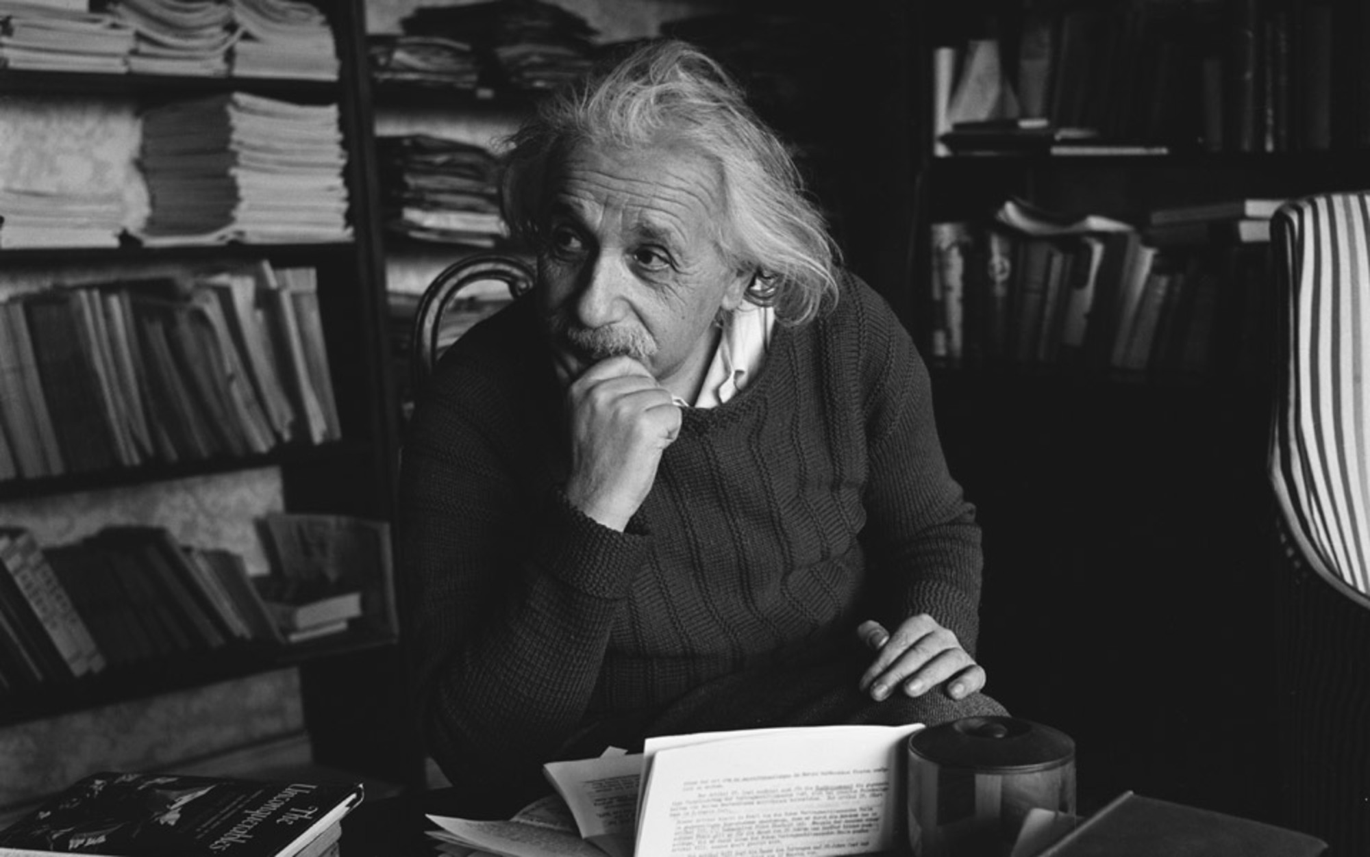 How Did Albert Einstein Become The Poster Boy For Genius  Aeon Essays