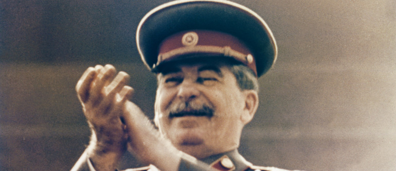 The jokes always saved us: humour in the time of Stalin