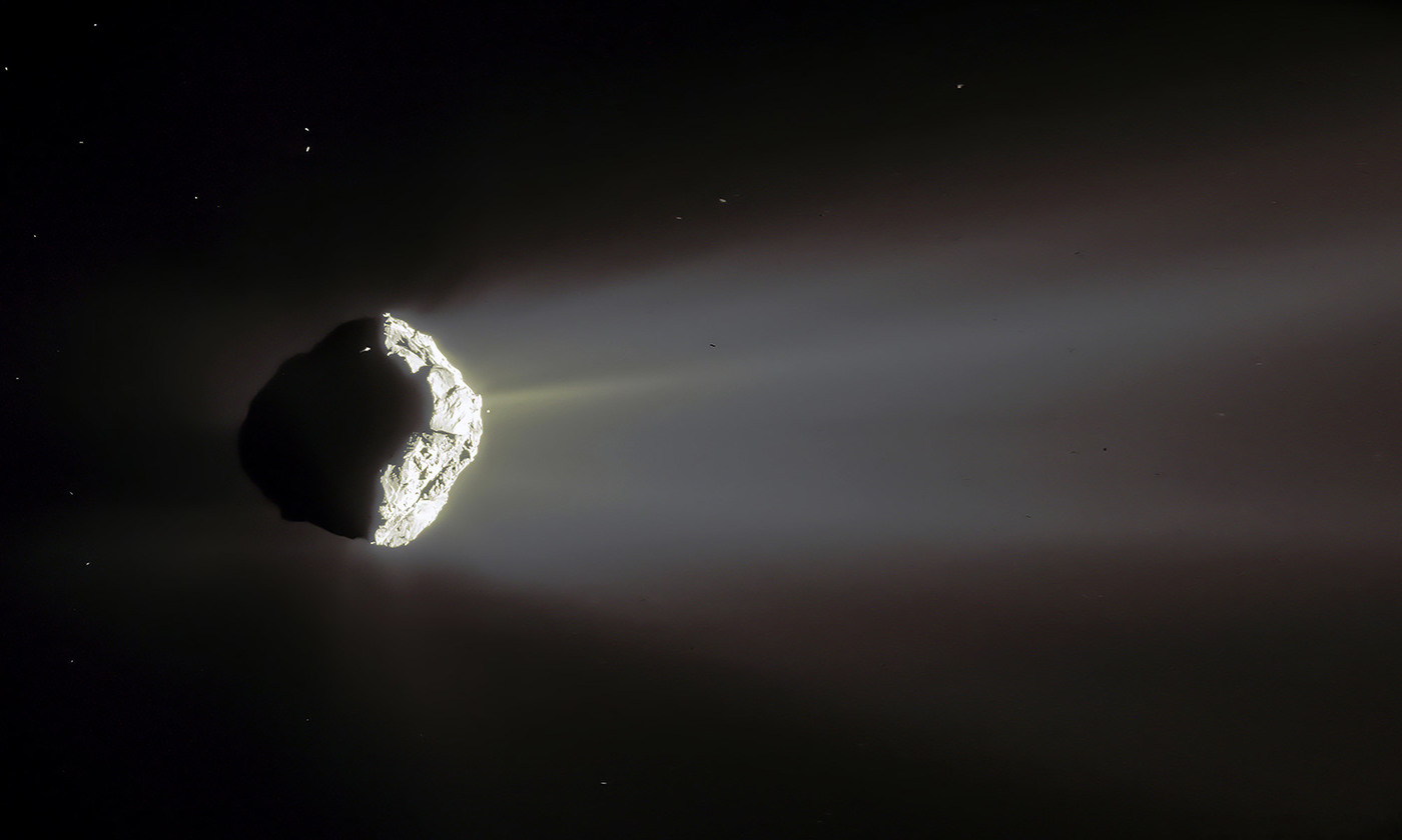 Laws or comets? | Aeon