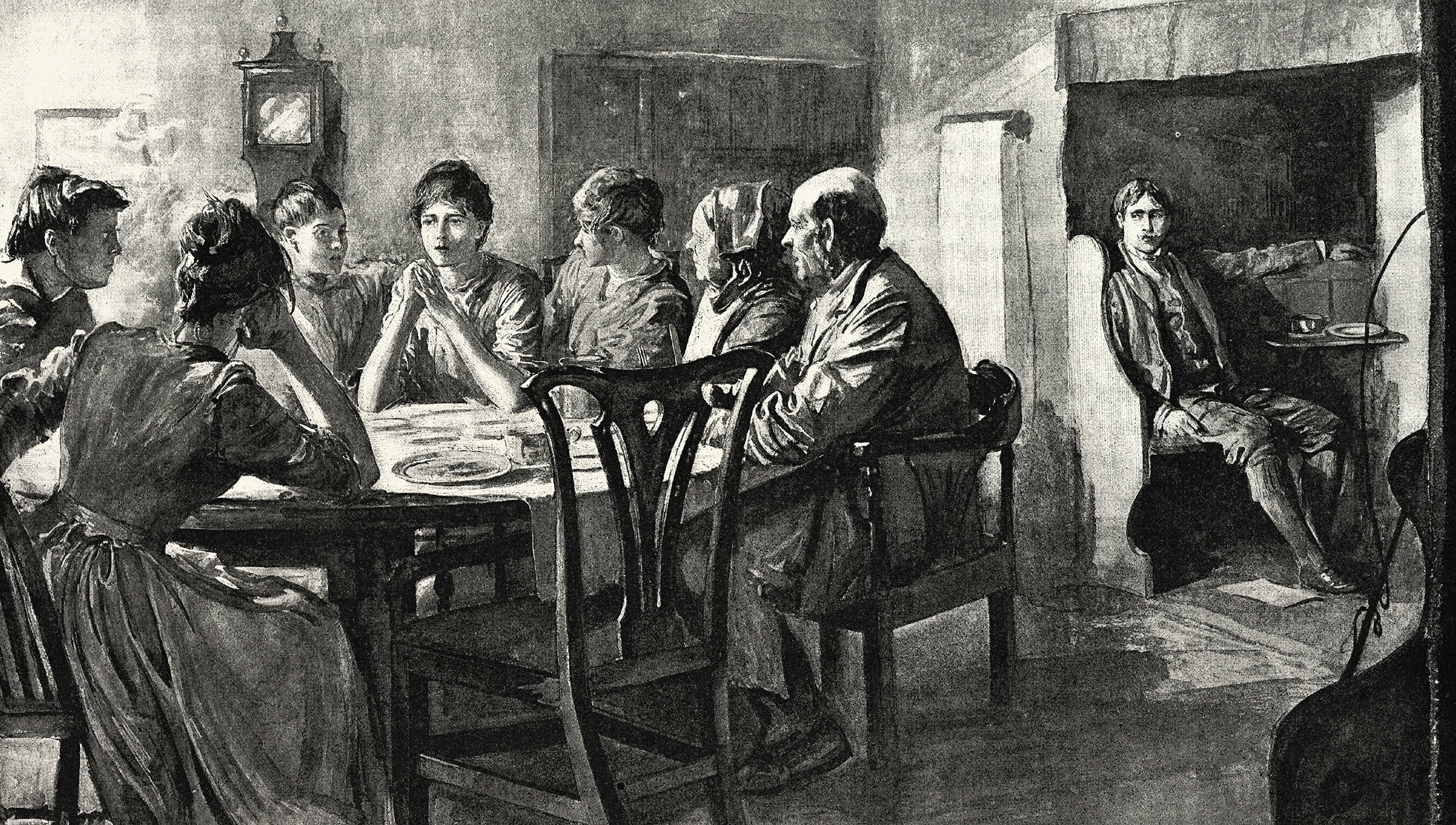 What Jane Eyre and Oliver Twist tell us about talking to strangers | Psyche