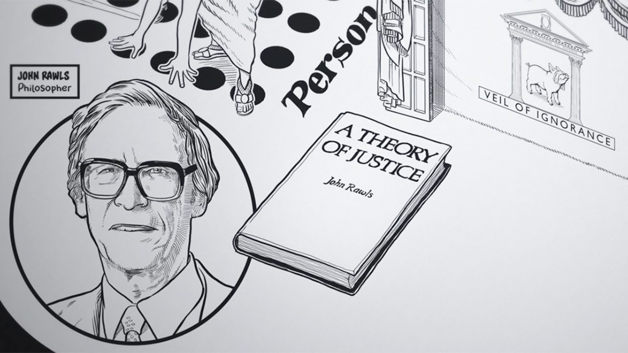 "essays on john rawls The purpose of this essay is to summarize the main concept of john rawls's ""a  theory of justice which concentrating in the part of ""original position, give."