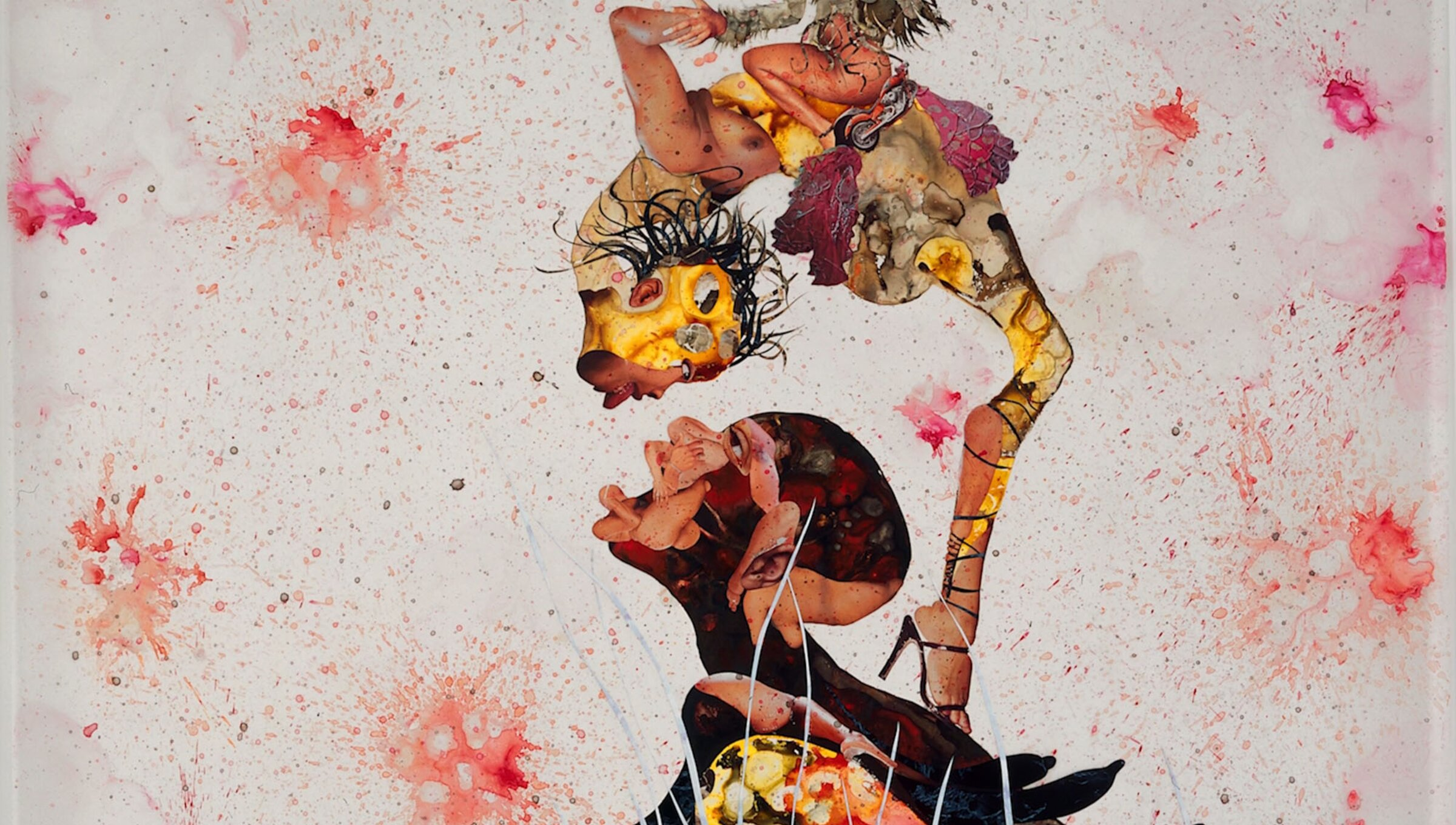 Wangechi Mutu's otherworldly artworks grow from the ground up | Psyche