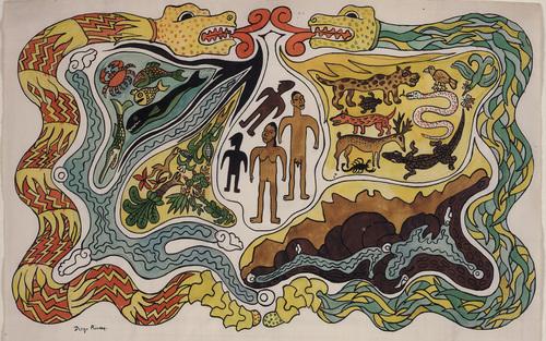 Creatures of the Popol Vuh | Aeon