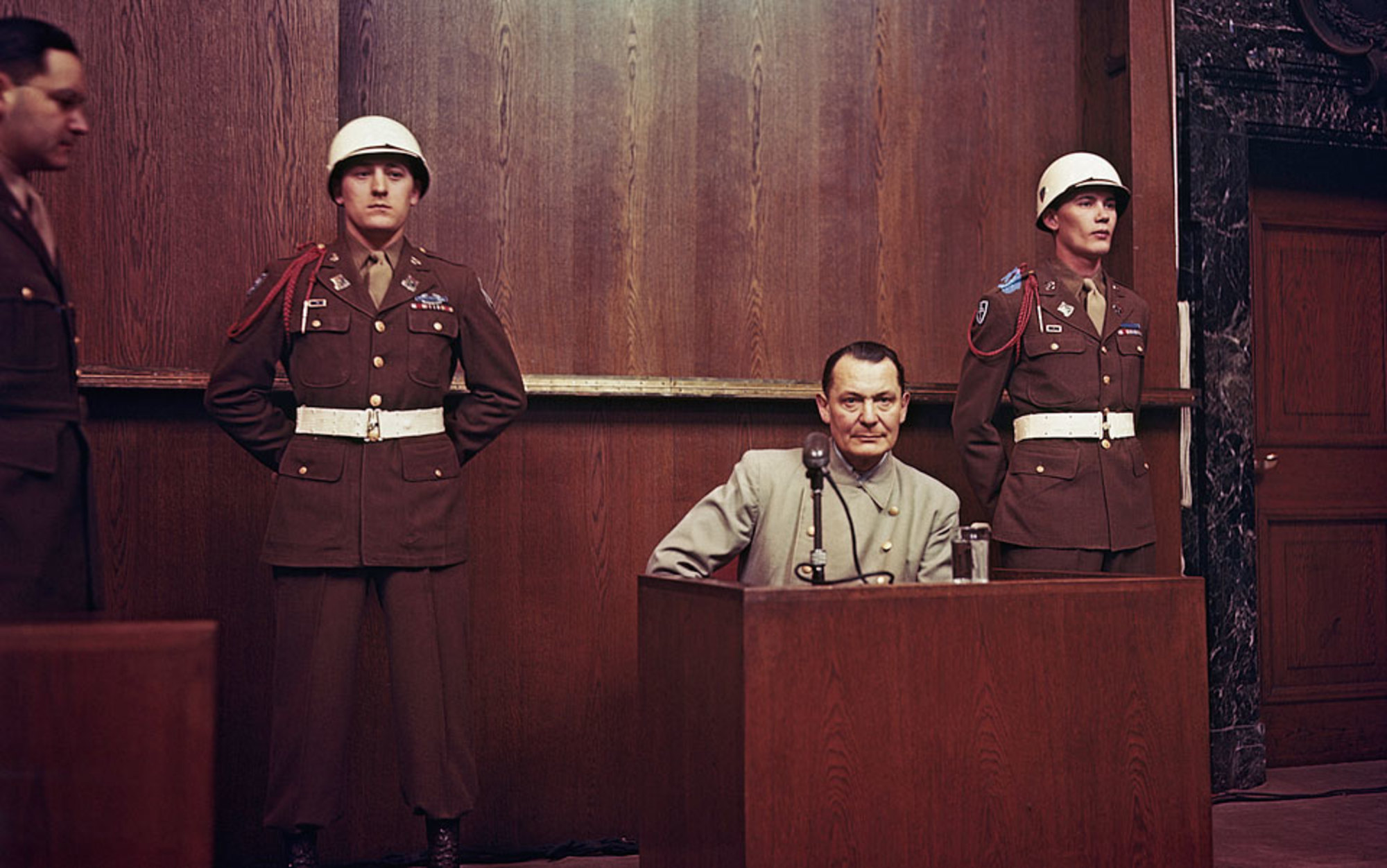 essay on the nuremberg trials The era of terrible nazi crimes was over not only after the failure of germany in the second world war the final dot was put during the nuremberg trials – a series.