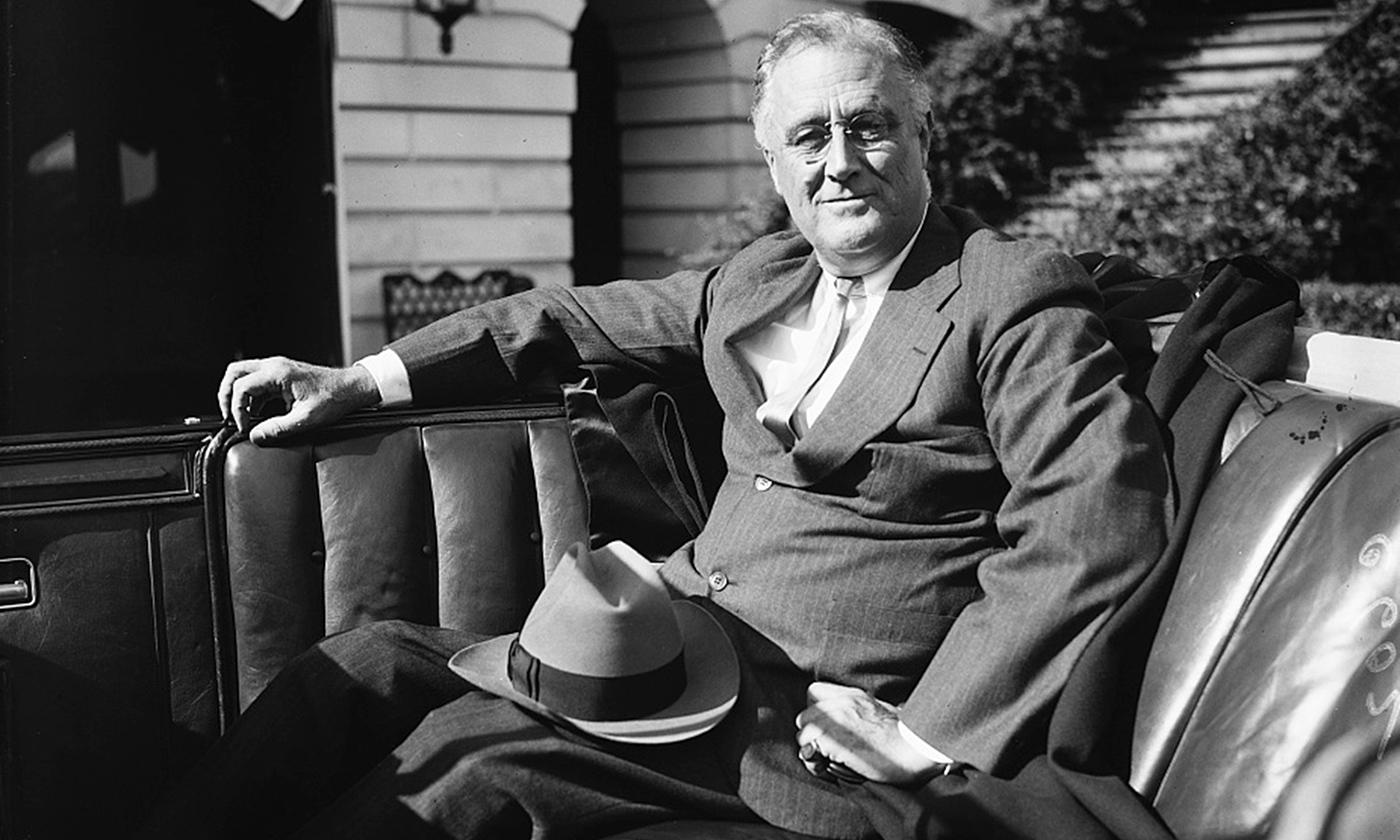 FDR. <em>Courtesy Library of Congress</em>