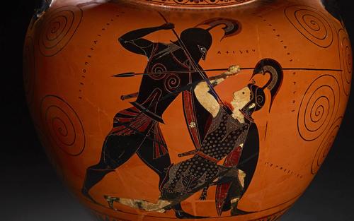 Black Achilles | Aeon