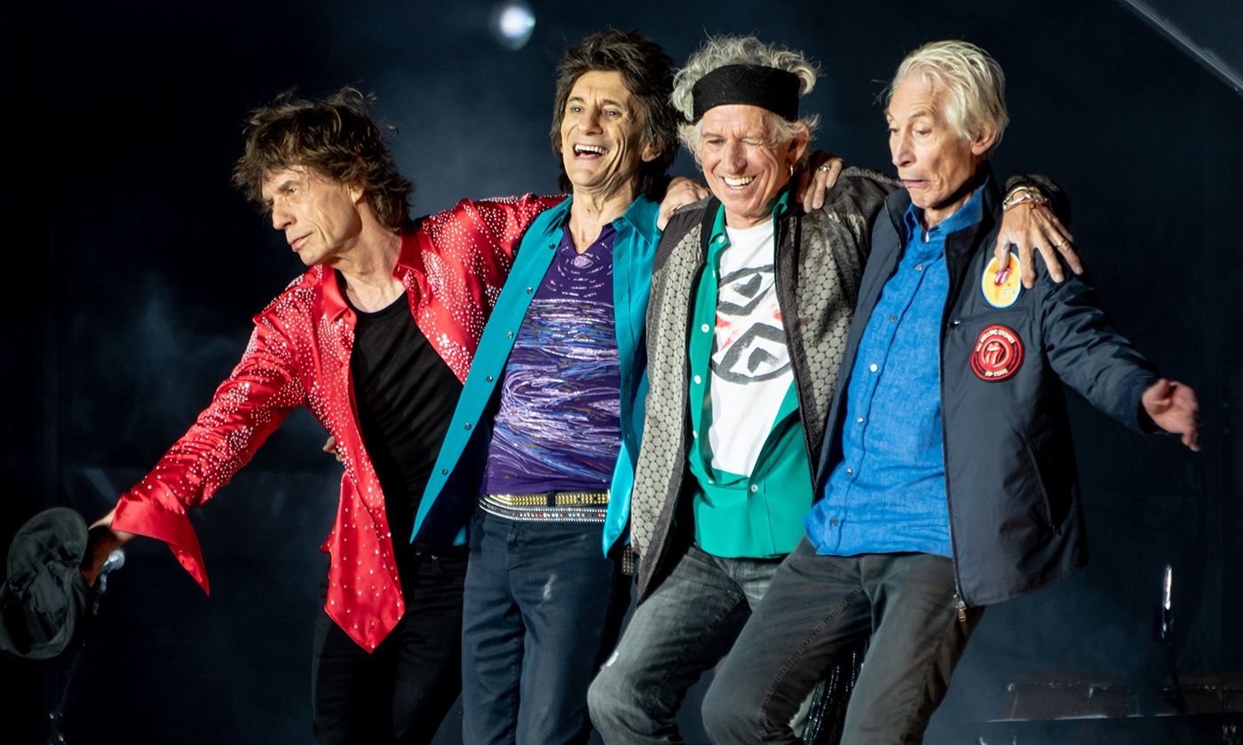 <p>Sprightly. The Rolling Stones live in London, 2018. <em>Photo by Ralph_PH/Flickr</em></p>
