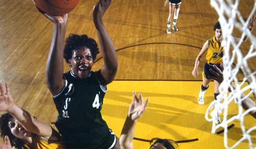 The queen of basketball | Aeon