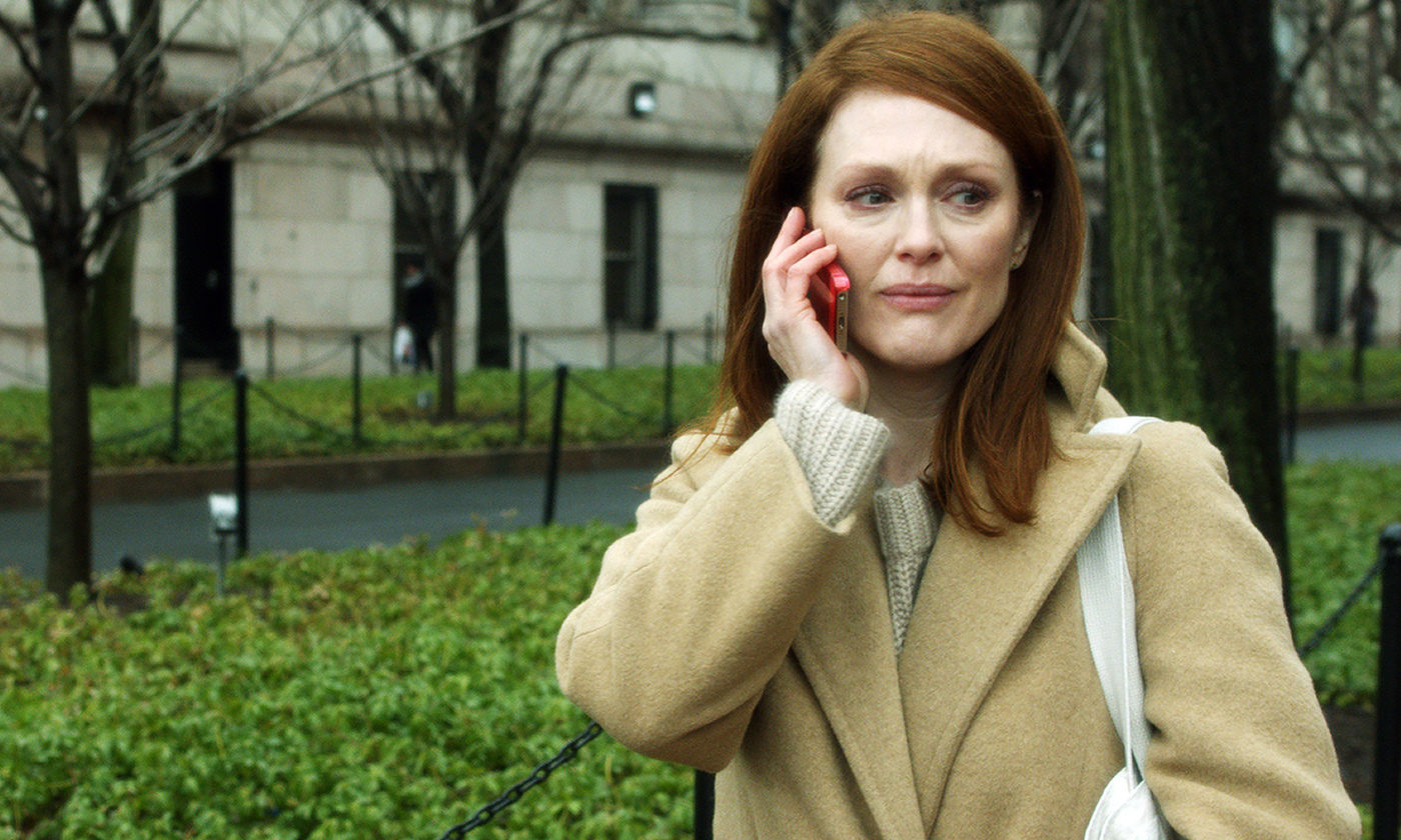 Julianne Moore in Still Alice/Rex Features