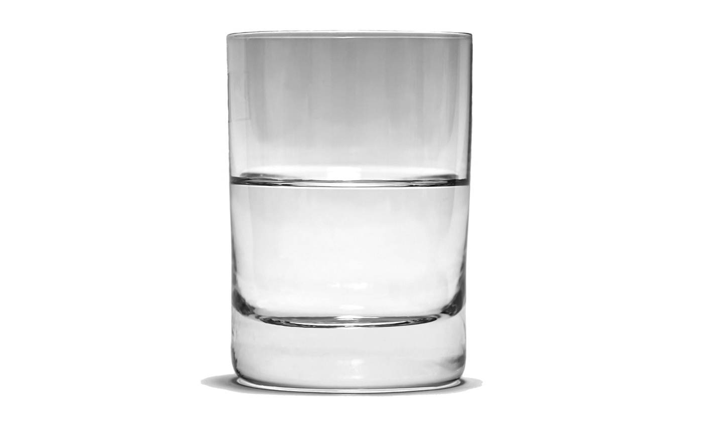 <p>Neither half-full nor half-empty. <em>Courtesy Wikipedia</em></p>
