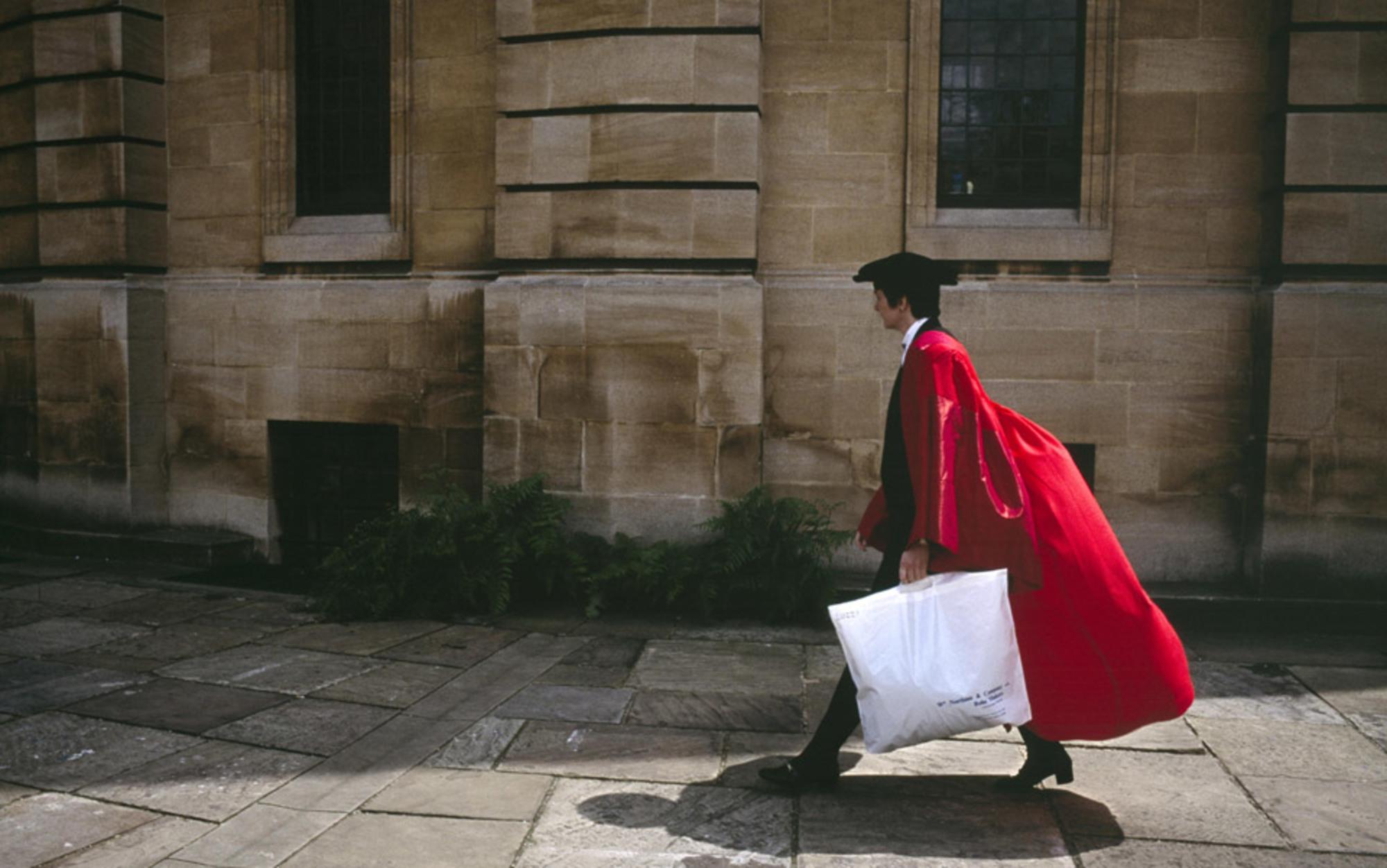 Header oxford graduate