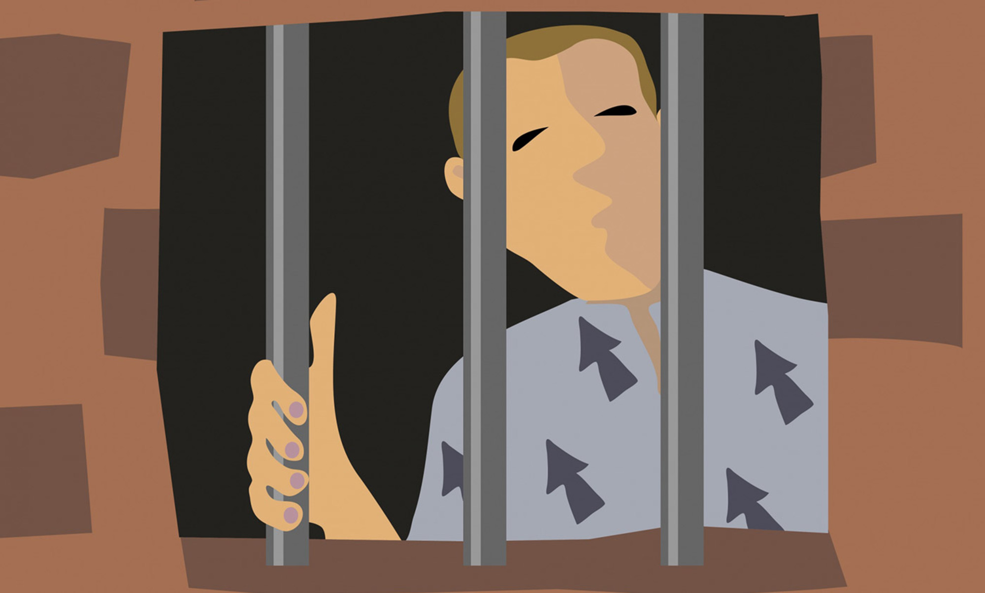 How US prisons violate three principles of criminal justice